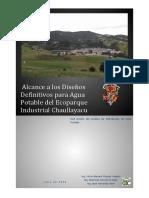 Red Diseño del Sistema de Distribución de Agua Potable.pdf