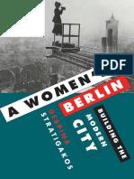 A Women's Berlin - Building the Modern City (Architecture Art Ebook).pdf