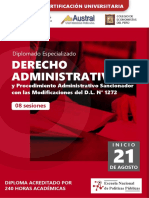 Diplomado Derecho Administrativo_xiv_escuela Nacional de Politicas Públicas
