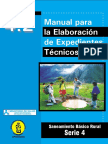 Manual Para Elaboracion de Expedientes Tecnicos