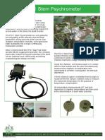 PSY1 Brochure