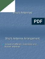 18. Ships Antennas
