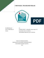 Laporan Praktikum Bengkel Telekomunikasi Power Supply