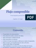 Clase 11. Flujo Compresible