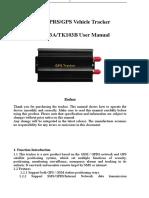 Tk103ab User Manual-0411