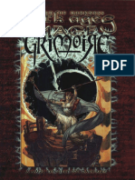 The Dark Ages Mage Grimoire