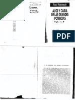 Auge y caída de las grandes potencias. Caps I-V. Paul Kennedy.pdf