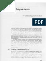14. the Preprocessor