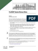 FireSIGHT System Release Notes v5 4