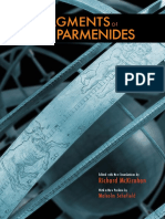 Fragmentos de Parmenides