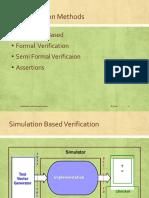 Soc Verif Udemy Lec 5 Methodologies Sim Formal