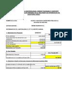 05.2 Determinacion de La Materialidad Financiera