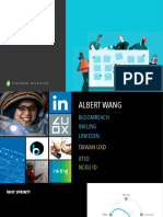 Albert Wang - Sprint Talk