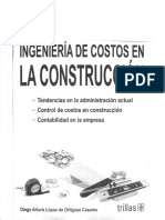Ingenieria de costos en la construccion - Diego Arturo Lopez de Ortigosa.pdf