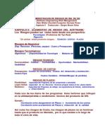 Apu. C. Capitulo 5, Elementos de riesgo del software. Sergio Bravo. 2013.pdf