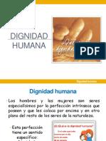 3. Dignidad Humana
