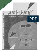 NCERT Class 12 Mathematics Part 2
