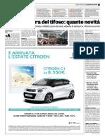 La Gazzetta dello Sport 03-08-2017 - Tessera Tifoso