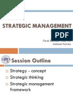 Strategic Management Dec.2014