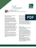 Clinical Use Pelvic Floor USG