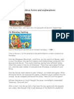 Stories of Lord Shiva