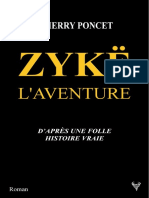 EXTRAIT du roman « Zykë l'Aventure » de Thierry Poncet