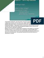 Xray Machine pdf