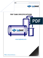Specification Lay Bond