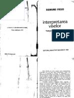 Sigmund Freud - Interpret Area Viselor