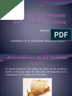 01 Antecedentes de Las Turbinas Eolicas
