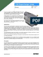 Rotrex Technical Datasheet C30 Range.pdf