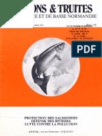 005 Saumons & Truites 05 - 1er Trim 1972