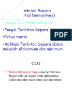 Terbitan Separa Fungsi 2pu 1