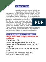 Ejemplo de Mercado Libre