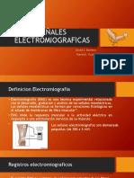 Señales Electromiograficas