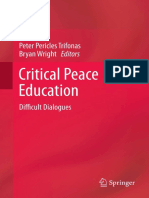 Pendidikan Perdamaian Yang Kritis