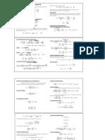 Word Formulas