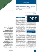 393-119 Seguridad en Plantas Satélite de Gas Natural Licuado