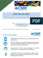 CMR Paints Study IMG Report 2016