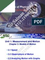 2. Models of Motion