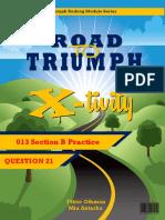 ROAD TO TRIUMPH Q21 PRACTICE.pdf