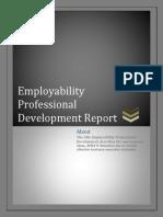 Employability Professional Development