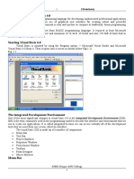 Visual Basic 6 0 Notes Short