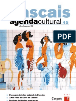 Agenda Cultural n.º 45 - Julho e Agosto 2010
