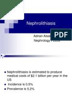 Nephrolithiasis & Obstructive