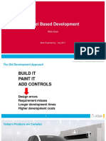 Model-Based Development With Altair July 2017 Share