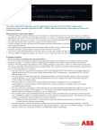 Guideform Specification REG615C 758553 ENb