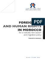 Foreigners and Human Rights- Conclusions and Recommendations