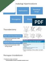 Terapi Non-Farmakologi Hipertiroidisme