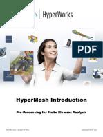 Hypermesh 13.0 Manual